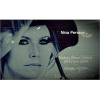 "Yeni Video: Nina Persson ""Animal Heart"""