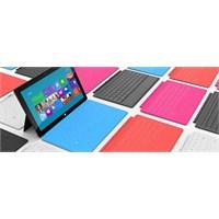 Microsoft Surface Tablet 26 Ekim'de Satışta!