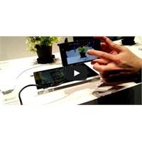 Sony Arkaplan Bulanıklaştırma Uygulaması Çıktı !