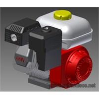 İçten Yanmalı Motor 3b Modeli & Çizimi Step