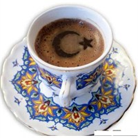 Türk Kahvesi İle Erken Kış Akşamı