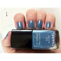 Chanel 555 Blue Boy Oje