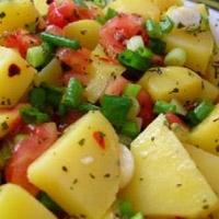 Patates Salatası...