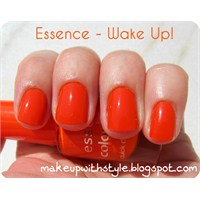 Essence- Wake Up!