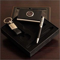 Kişiye Özel Kartvizitlik- Anahtarlık – Kalem Seti