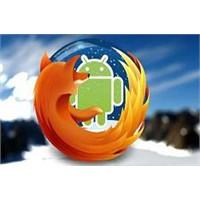 Android İçin Firefox 5 Sizlerle!