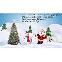 2012 Yeni Yılınız Kutlu Olsun