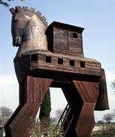 Tarih Ve Mitolojinin Kenti Troya