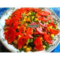 Mısır Salatasıı Tarifi