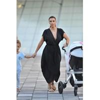 Kim Kardashian Son Haftalarda Neler Giydi?