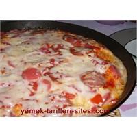 Pratik Teflon Tava Pizzası