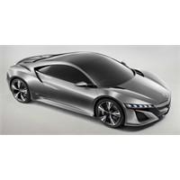 Acura Nsx Concept Gran Turismo 5 İle Tanıtılıyor