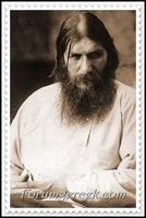 Grigori Jefimoviç Rasputin (1869 - 1916 )