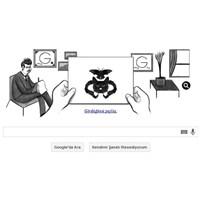 Google Hermann Rorschach 129. Doğumgünü Kutladı