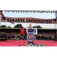 Sakarya Üniversitesi 2012-2013 Mezuniyet Töreni Hk