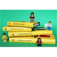 Moleskine Ve Lego'nun Buluşması