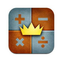King Of Math Matematik Kralı İphone Puzzle Oyunu