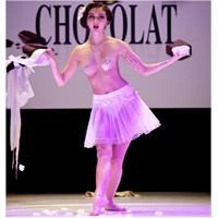 Çikolataya Adanmış Dünyanın En Büyük Defilesi