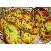 Maydanozlu Ekmekler