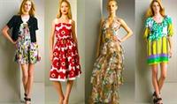 Desenli Elbiseler Nasıl Giyilmeli ?