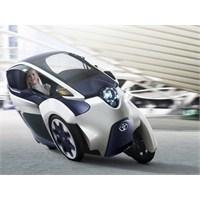 Toyota İ - Road Otomobili Yeniden Yorumluyor!