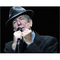 Leonard Cohen Türkiye'ye Geliyor!