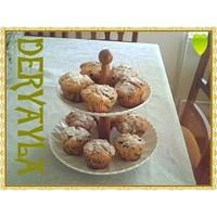 Fistik Ezmeli Muffinler