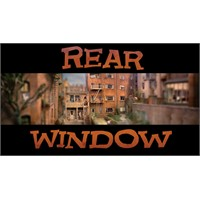 Arka Pencere (Rear Window)