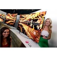Lg' Den Dünya'nın İlk Esneyebilen Oled Tv'si