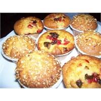 Anneminelinden Meyveli Muffinlerr..
