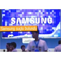 Samsung'a 340 Bin Dolar Para Cezası