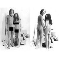 Lennon Ve Ono Çiftinin Çıplak Fotoğrafları Satışta