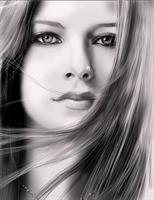 Avril Lavigne Cizimleri