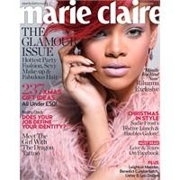 Rihanna'nın Kırmızı Hali!