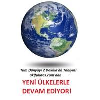 Sanal Dünya Turu İle Dünyayı 2 Dakikada Tanıyın!