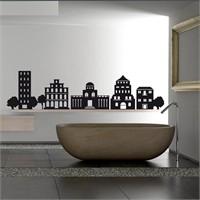 İlginç Banyo Sticker Modelleri
