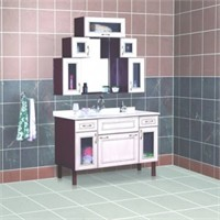 Küçük Banyo Tasarimlari