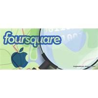 Apple Ve Foursquare İşbirliği Gelebilir!