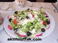 Karışık Salata 4