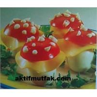 Şirin Mantar Yumurtalar