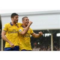 Tertemiz: Fulham 1-3 Arsenal