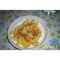 Soğanlı Patates