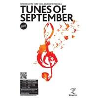 """Dünyaca Ünlü Müzisyenler, """"Tunes Of September""""Da!"""