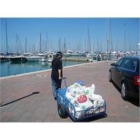 İzola'da Tekne Alışverişi