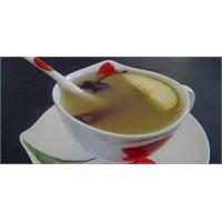 Baharatlı Sıcak Elma Çayı Tarifi