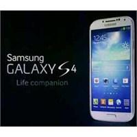 Yeni Kral - Samsung Galaxy S4