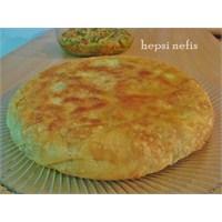Kolay Peynirli Tava Böreği