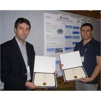 Makina Mühendisi Öğrenciye Uluslararası Birincilik