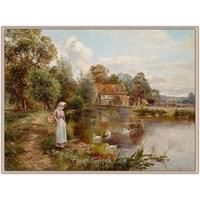 Ernest Charles Walbourn | İngiliz Peyzaj Ressamı