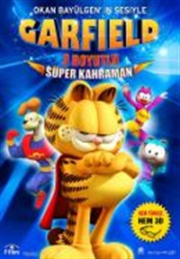 Garfield Süper Kahraman Filmi